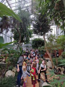 vedecky brloh botanicka zahrada kosice